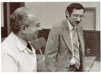 Michel Mirowski, MD and Morton Mower, MD
