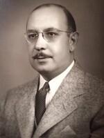 Portrait of Dr. Benjamin Abeshouse