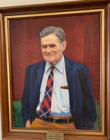 Portrait of Arnold Seligman, MD