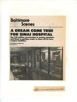 A Dream Come True for Sinai Hospital