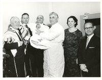 First Bris at New Sinai Hospital
