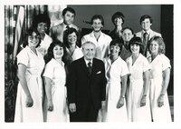 Sinai Radiological Technician Graduating Class of 1980