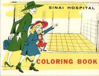 Sinai Hospital Coloring Book