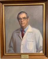 Portrait of Albert I. Mendeloff, MD