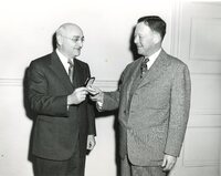Hugo Dalsheimer and Abraham Krieger